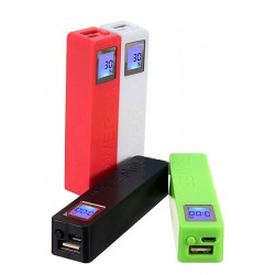 Smart Power Bank (5300mAh) med display