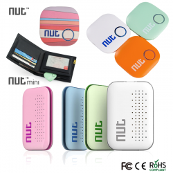 Nut 2 & 3 Mini smart Bluetooth tracker keyfinder